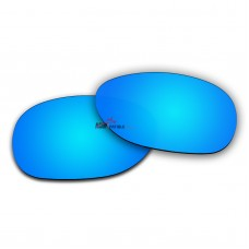 Polarized Sunglasses Replacement Lens For Ray-Ban NEW WAYFARER RB2132 (52mm) (Blue Coating)