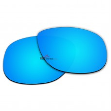 Sunglasses Replacement Lens For RayBan NEW WAYFARER RB4147 (60mm) (Ice Blue Coating)