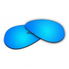 Polarized Sunglasses Replacement Lens For RayBan Aviator Large Metal RB3025 (58mm) (Blue Coating)