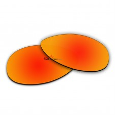 Polarized Sunglasses Replacement Lens For RayBan RB8301 (59mm) (Fire Red Coating)