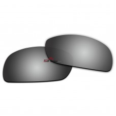 Polarized Sunglasses Replacement Lens For Ray-Ban RB4075 (61mm) (Silver Coating)