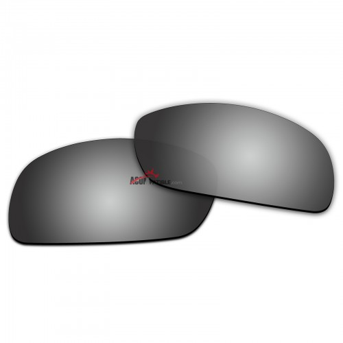 5d809f5081 Polarized Sunglasses Replacement Lens For Ray-Ban RB4075 (61mm) (Silver  Coating) ...