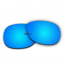 Polarized Sunglasses Replacement Lens For Ray-Ban Justin RB4165 (51mm) (Blue Coating)