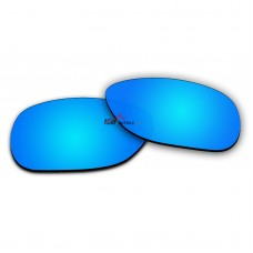 Polarized Sunglasses Replacement Lens For Ray-Ban JUSTIN (54mm) RB4165 (Blue Coating)