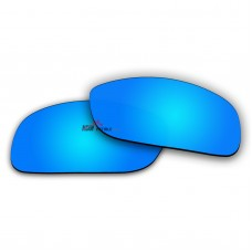 Polarized Sunglasses Replacement Lens For RayBan RB4057 (61mm) (Blue Coating)