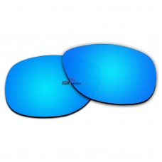 Polarized Sunglasses Replacement Lens For Ray-Ban FOLDING WAYFARER RB4105 (54mm) (Ice Blue Coating)