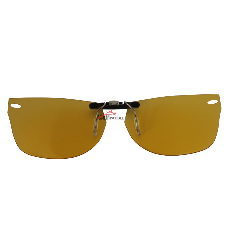 Ray Ban Clip On Sunglasses  custom polarized clip on sunglasses for rayban wayfarer rb5184