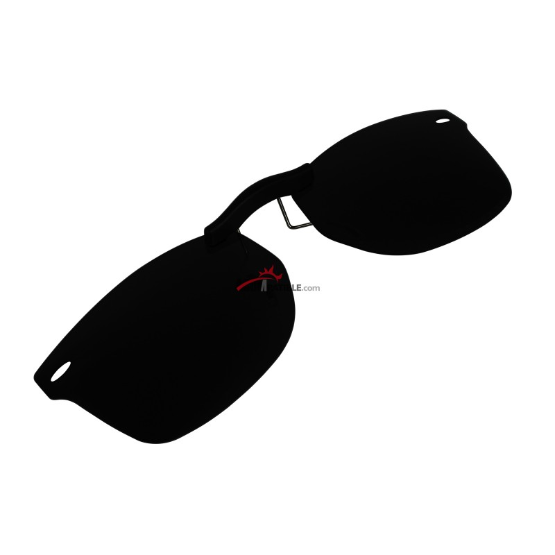 e67567cf85a0e ... Custom Polarized Clip On Sunglasses For RAYBAN RB5228 (RX5228) 50-17-140  ...