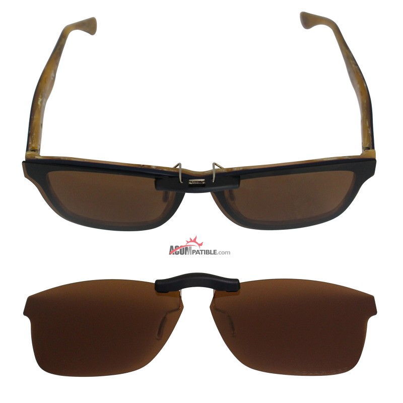 b41ac051d7 ... wholesale custom polarized clip on sunglasses for rayban rb5279 55mm 55  18 145 42c88 20de2