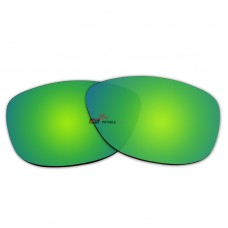 Oakley Frogskins Polarized Replacement Lenses (Emerald Green)