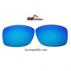 Oakley Jupiter Squared LX Polarized replacement Lenses OO2040 (Ice Blue)