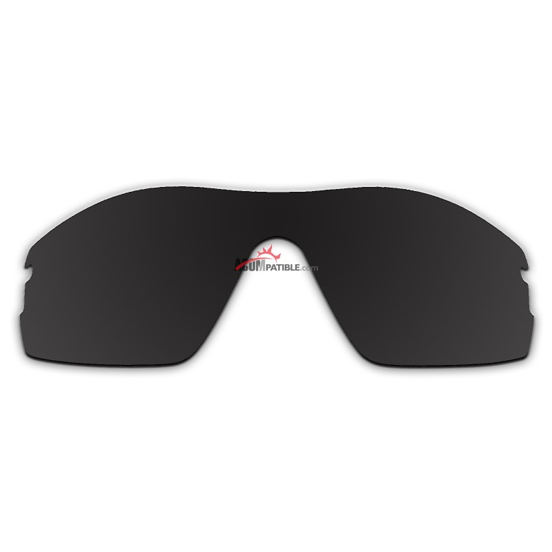 bc5e4c9ab7 Replacement Polarized Lenses for Oakley Radar Pitch (Black) ...