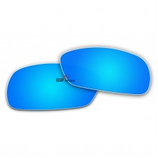 Replacement Polarized Lenses for Oakley Crosshair 2.0 OO4044 (Ice Blue Mirror)