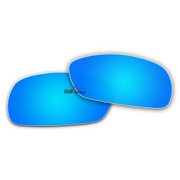 Oakley Crosshair 2.0 Polarized Replacement Lenses OO4044 (Ice Blue)