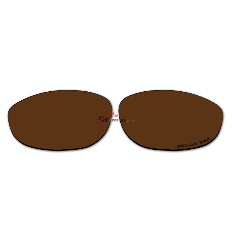 ba7593383c ... Replacement Polarized Lenses for Oakley Monster Dog (Bronze Brown) ...