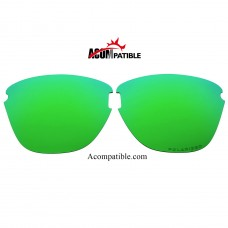 Oakley Frogskins Lite Polarized replacement Lenses OO9374 (Green)