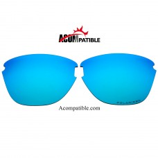 Oakley Frogskins Lite Polarized replacement Lenses OO9374 (Ice Blue)