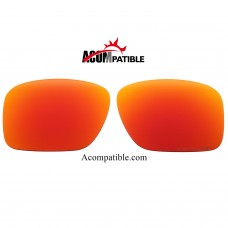 Oakley Holbrook XL Polarized Replacement Lenses OO9417 (Fire Red)