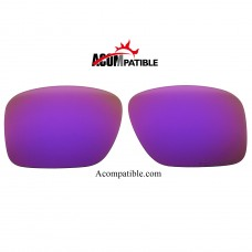 Oakley Holbrook XL Polarized Replacement Lenses OO9417 (Purple Color)