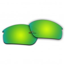Replacement Polarized Lenses for Oakley Bottle Rocket OO9164 (Emerald Green)