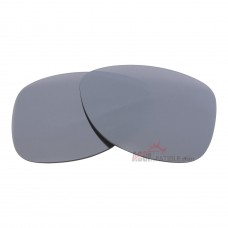 Replacement Polarized Lenses for Oakley Dispatch 2 OO9150 (Silver Mirror)