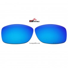 Oakley Blender polarized Replacement Lenses OO4059 (Ice Blue Mirror)