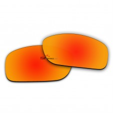 Polarized Lenses for Oakley Fives Squared New (2013) OO9238 (Fire Red Mirror)