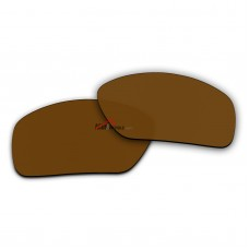 Replacement Polarized Lenses for Oakley Scalpel OO9095 (Bronze Brown)
