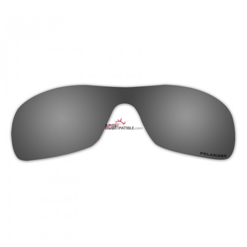 Replacement Polarized Lenses for Oakley Antix (Grey)