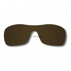 Replacement Polarized Lenses for Oakley Antix (Brown Bronze)