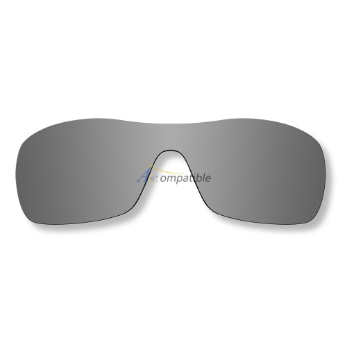 Replacement Polarized Lenses for Oakley Antix (Silver Mirror)