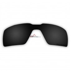 Replacement Polarized Lenses for Oakley Probation OO4041(Black)