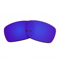Polarized Lenses for Oakley Fives Squared (Purple Coating Mirror)