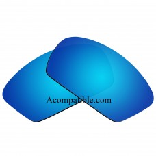 Replacement Polarized Lenses for Oakley Square Whisker (Ice Blue Coating)