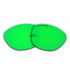 Replacement Polarized Lenses for Oakley Frogskins (Emerald Green Coating)