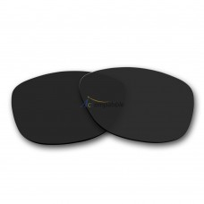 Oakley Frogskins Polarized Replacement Lenses (Black Color)