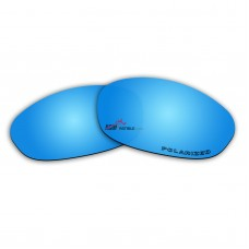Replacement Polarized Lenses for Oakley Twenty XX (2012, New Twenty 2012 & After) OO9157 (Blue Coating)