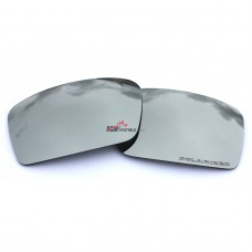 Replacement Polarized Lenses for Oakley Twitch (Silver Coating)