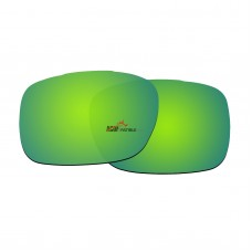 Replacement Polarized Lenses for Oakley Twoface OO9189 (Green Coating)