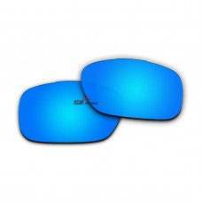Replacement Polarized Lenses for Oakley Twoface OO9189 (Ice Blue Coating)
