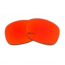 Replacement Polarized Lenses for Oakley Urgency OO9158 (Fire Red Mirror)