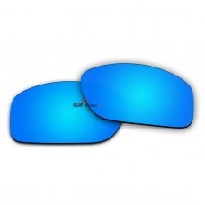 Replacement Polarized Lenses for Oakley Valve New (OO9236)  (Blue Coating Mirror)