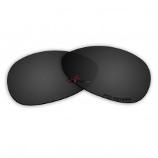 Replacement Polarized lens for Oakley Warden (Hammer), Warden (Square O), Warden (Trigger) - Black Color