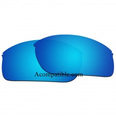 Replacement Polarized Lenses for Oakley Wiretap New (OO4071, 2013 & After) (Ice Blue)