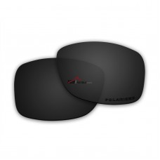 Replacement Polarized Lenses for Oakley Jupiter Squared LX OO2040 (Black)