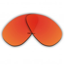 Replacement Polarized Lenses for Oakley Minute (Gen 2)  (Fire Red Mirror)