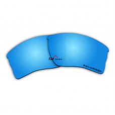 Replacement Polarized Lenses for Oakley Quarter Jacket OO9200 (Blue Coating)