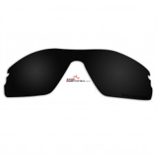 Replacement Polarized Lenses for Oakley Radar Pitch (Black)