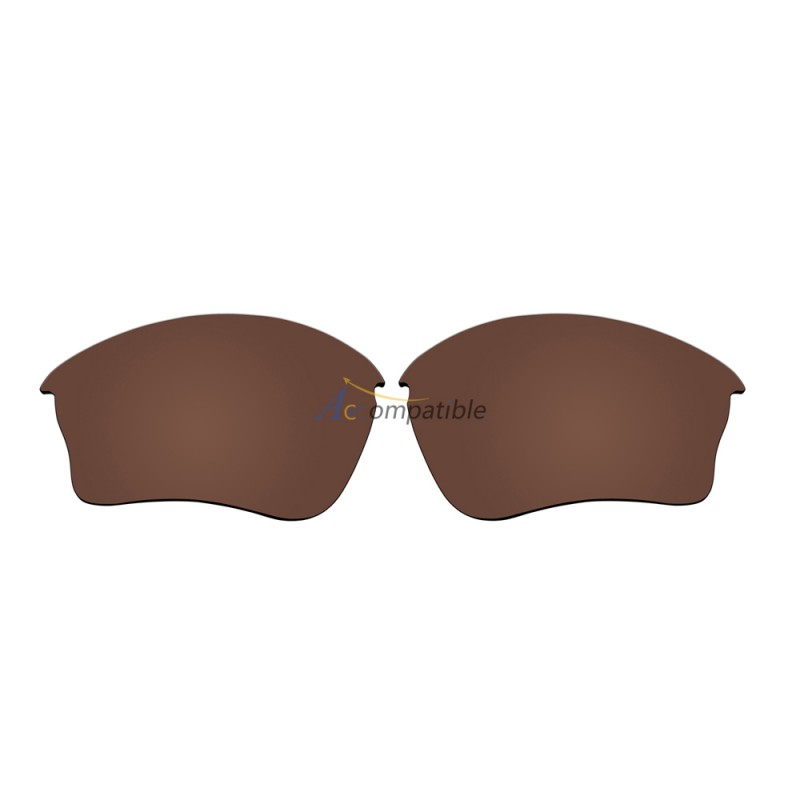 83ea59bff0 ... Replacement Polarized Lenses for Oakley Half Jacket XLJ (Bronze Brown)