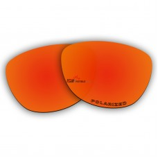 Replacement Polarized Lenses for Oakley Jupiter LX (Fire Red Mirror)